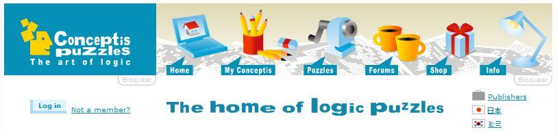 Conceptis logic puzzles
