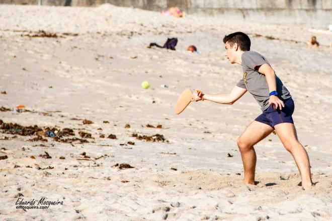 Tenis de playa
